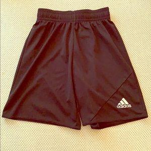 adidas Bottoms - Black Adidas Shorts, Boys Size Large